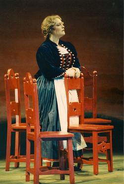 Mařenka in The Bartered Bride