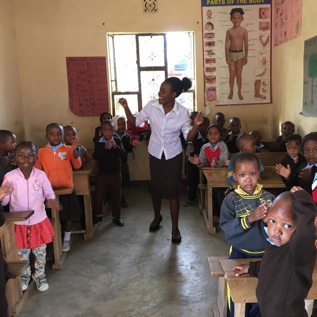 Saving Grace Classroom