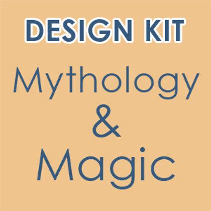 Design Kit: Mythology & Magic (accompanies our online class)