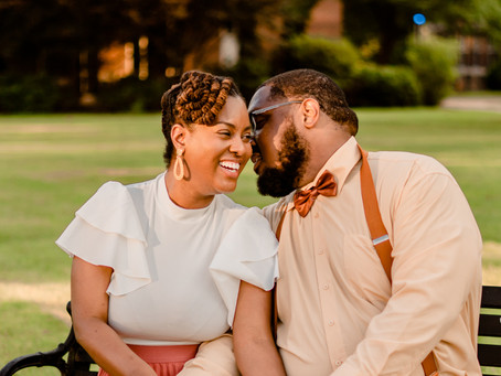 2 Tips on Having The Perfect Engagement Session
