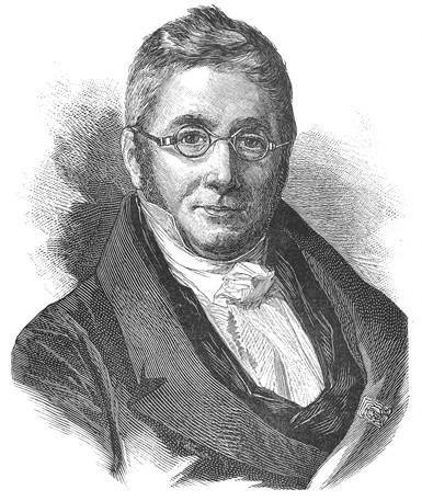 Portrait of A.-P. de Candolle