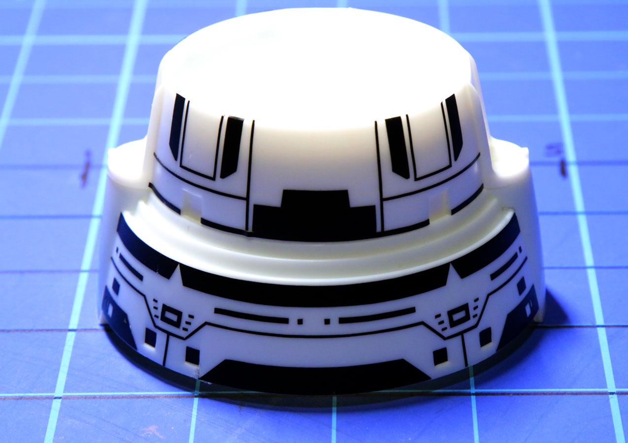 front deflector