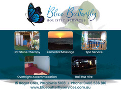 Blue Butterfly Holistic Services