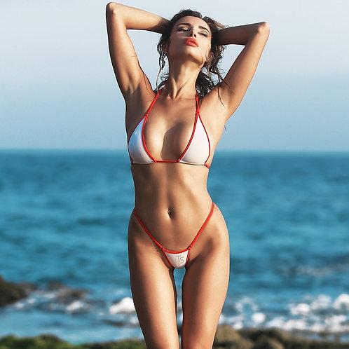 Сексуальный модный раздельный купальник для бассейна 2020 Горячее эротическое откровенное пляжное мини бикини Экстрим стринги