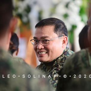 Police General Rene Pamuspusan