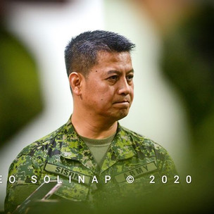 Army Colonel Marion Sison, 301st Brigade