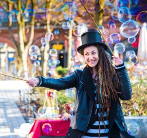 Corinne Bubblespowder