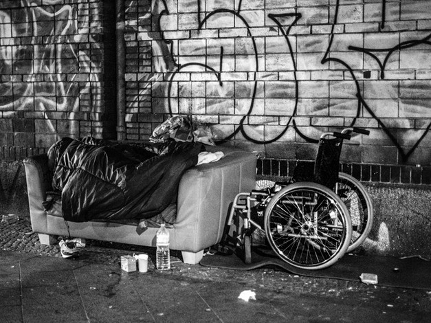 Homeless in times of Covid-19