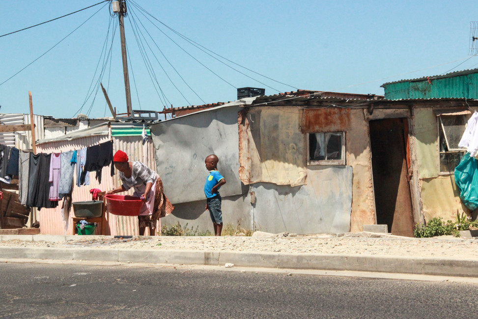 Townships - South-Africa