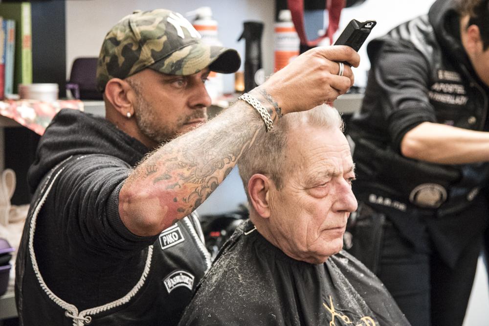 Barber Angels