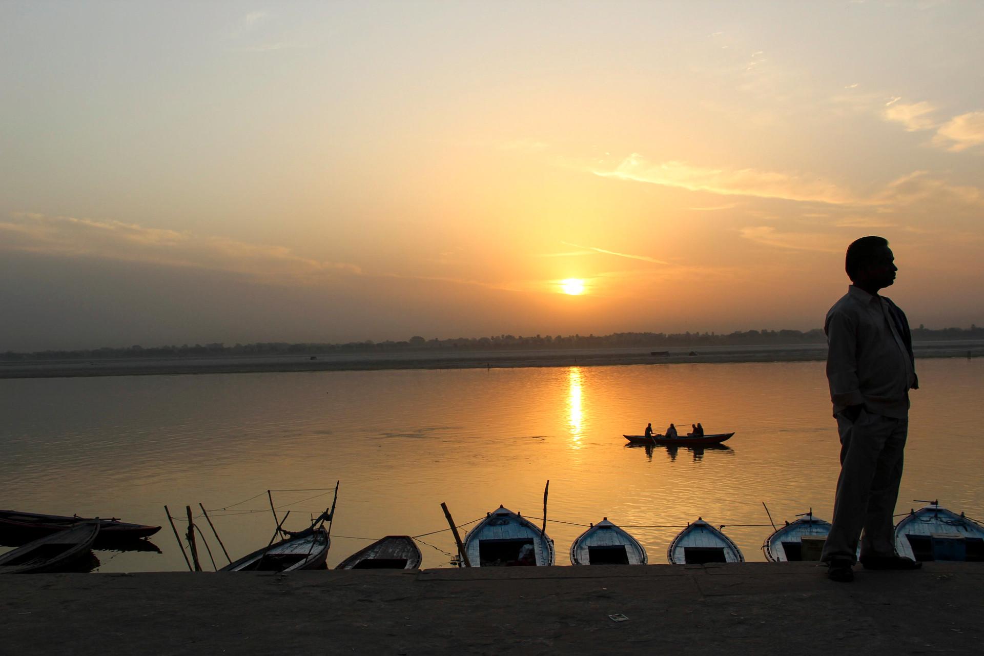 Good Morning, Ganges