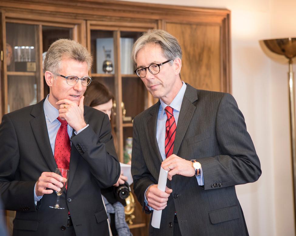 Dieter Puhl - Bundesverdienstkreuz