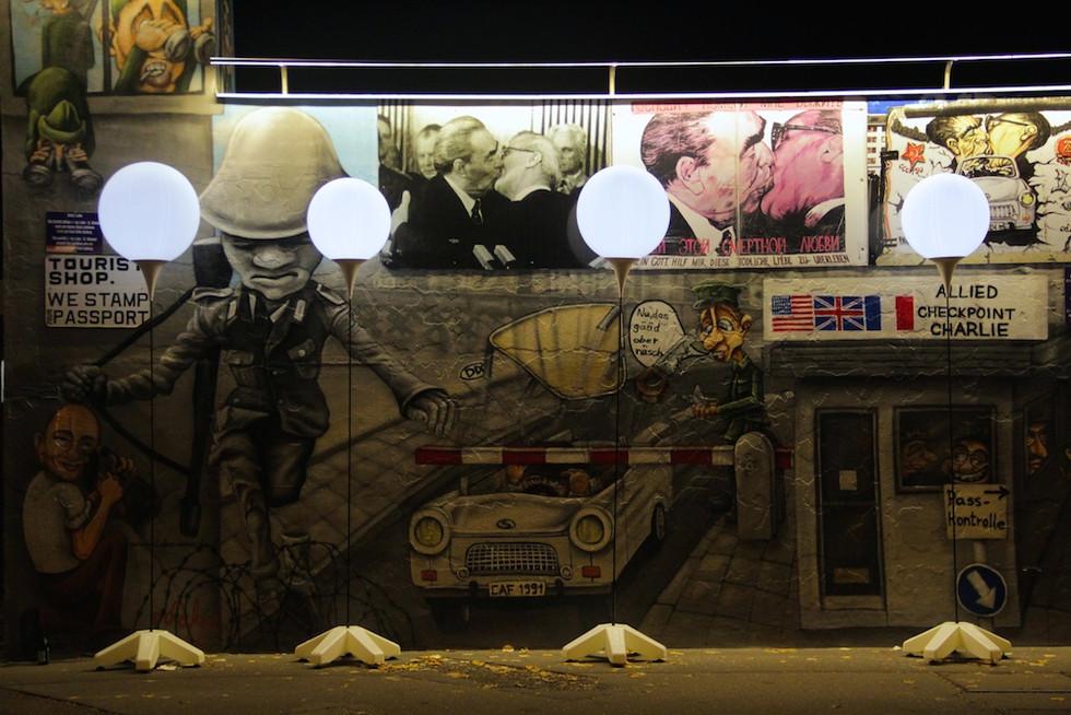25 years fall of the wall - Berlin