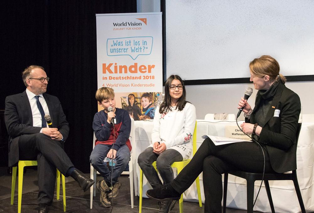 World Vision - Kinderstudie