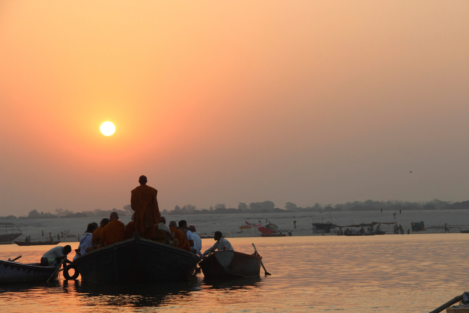 Good Morning, Ganges