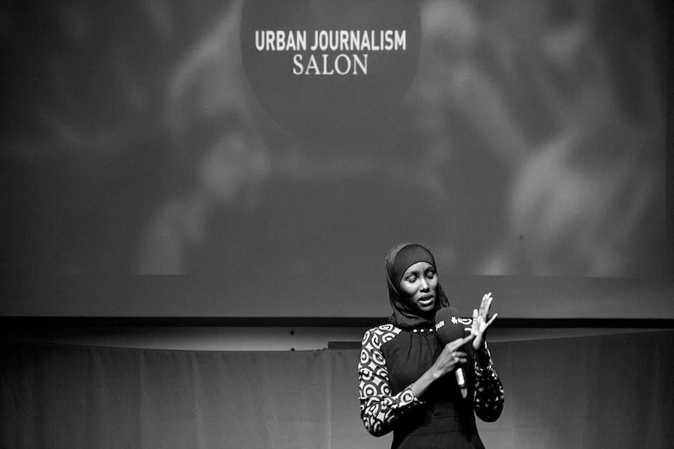 Urban Journalism: Heimat