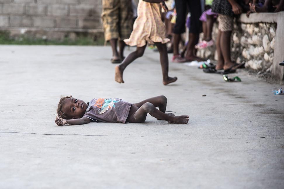 Restavecs - Kindersklaven in Haiti
