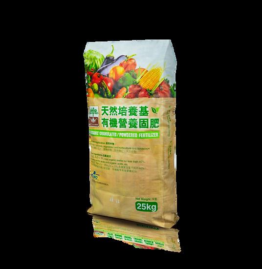 綠意得 純天然 全功能有機肥料 4-3-5