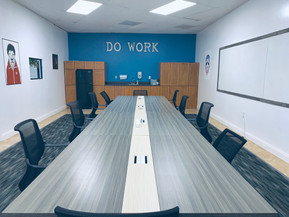 Lionshare Cowork Has Optimal Meeting And Office Space For