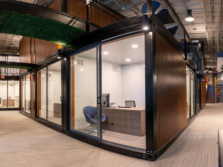 The New Normal is Hybrid Workspace