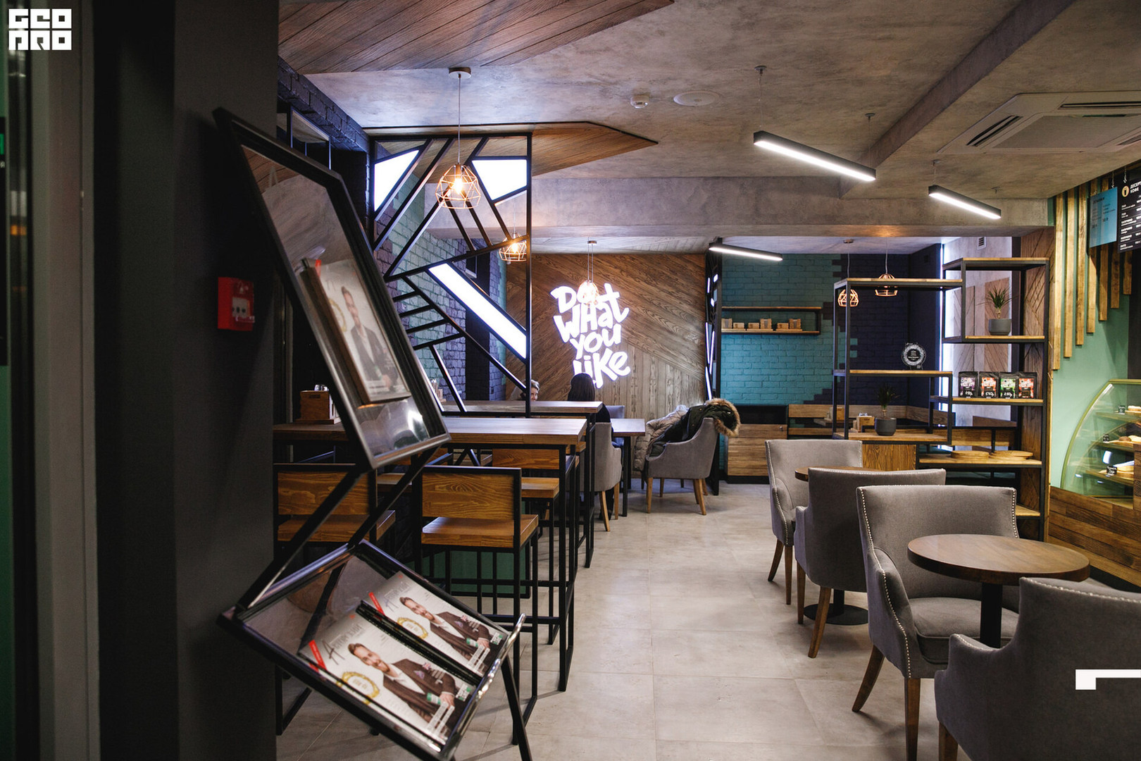 Открытие полноформатной кофейни Coffeeli