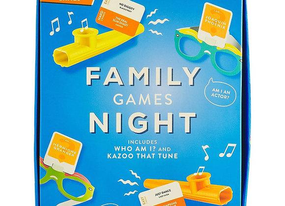 Family Night - Game