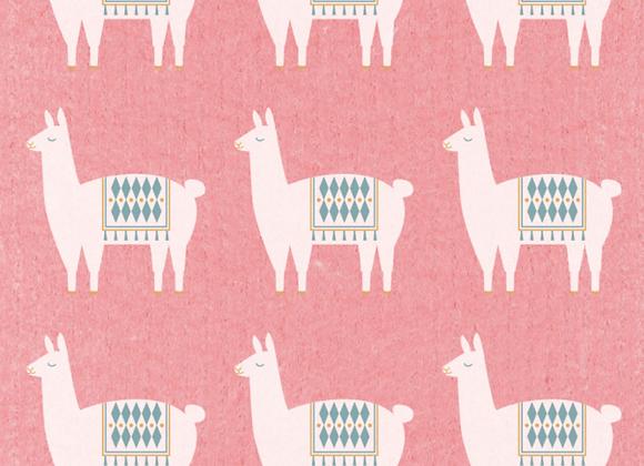 Lupe Llama Ecologie Swedish Sponge Cloth