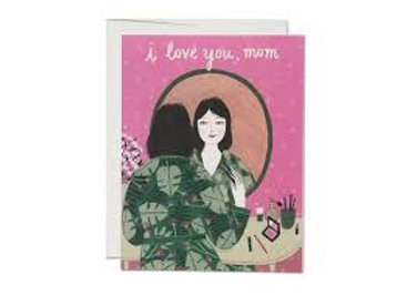 Mother's Powder Room Mother's Day Card