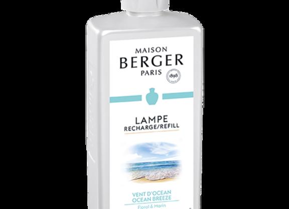Masion Berger Paris Lamp Fragrance Ocean Breeze 500ml