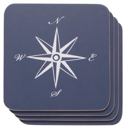 """Compass"" Coasters"