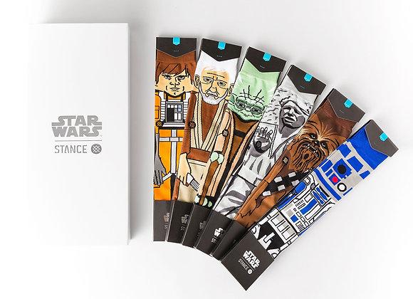 Star Wars Light Side Collector Box - Stance Socks