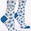 "Thumbnail: Women""s Crew Socks Atomic Mom"