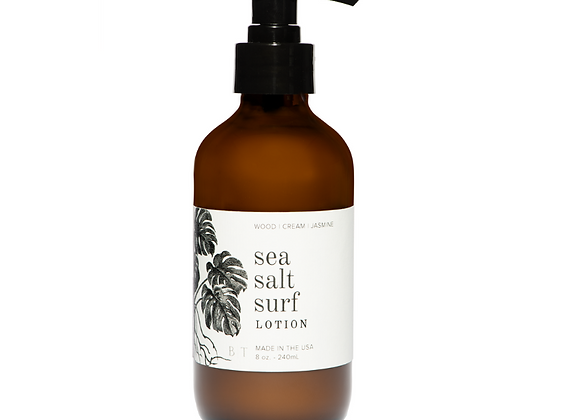 Sea Salt Surf 8oz. Organic Lotion