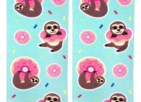 Sloth Donut - Ankle Socks