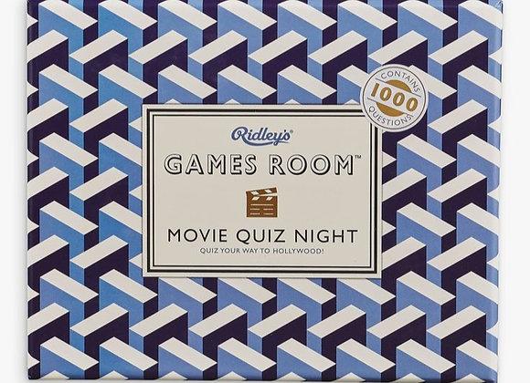 Movie Quiz Night Game