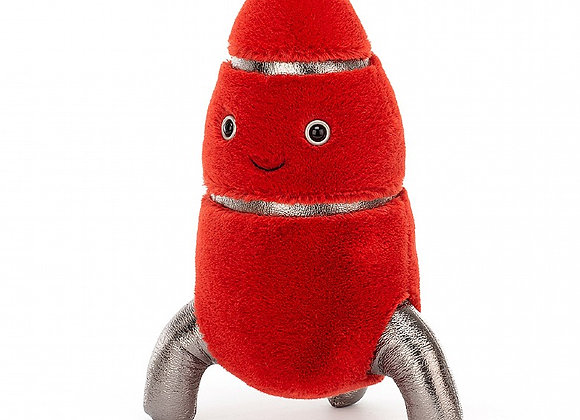 Intergalactic Cosmopop Rocket Plush Toy