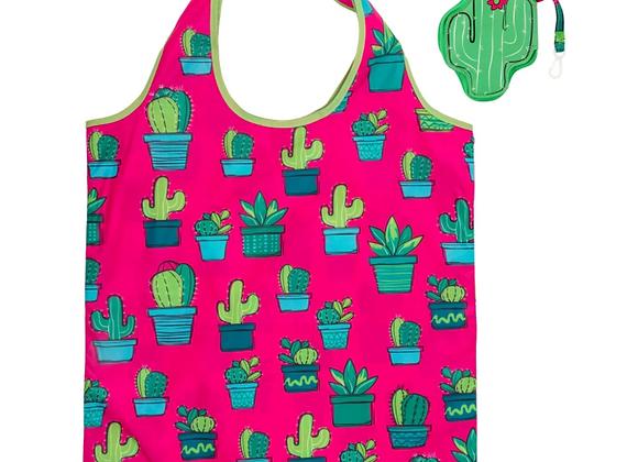 Wit Tote - Cactus