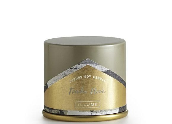 Tonka Noir Tin Candle