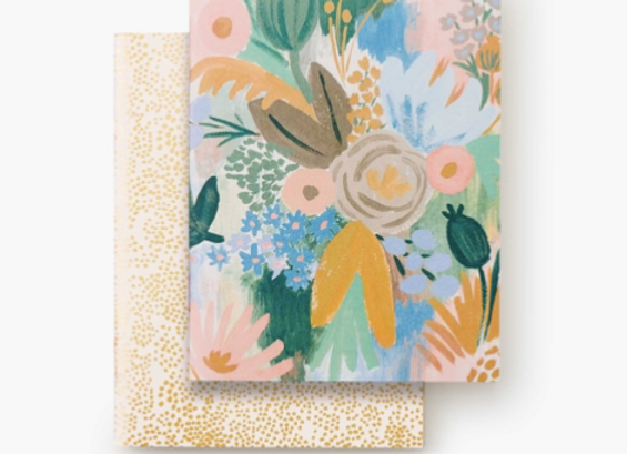 Pair of 2 Luisa Pocket Notebooks