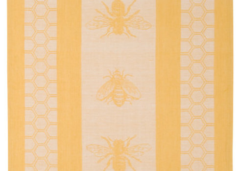 Honeybee Jacquard Tea Towel