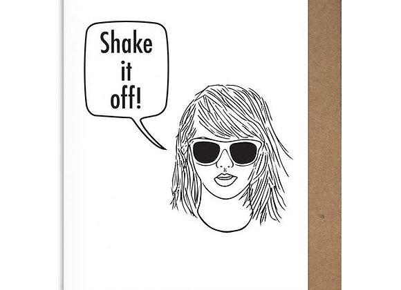 Swift Shake Card
