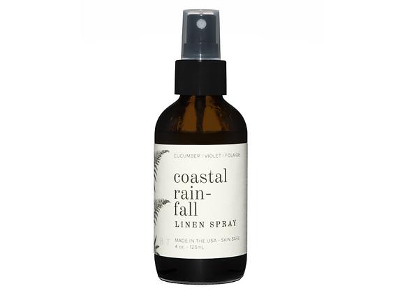 Coastal Rainfall Linen Spray