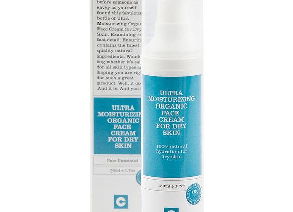 Ultra Moisturizing Face Cream for Dry Skin - Consonant