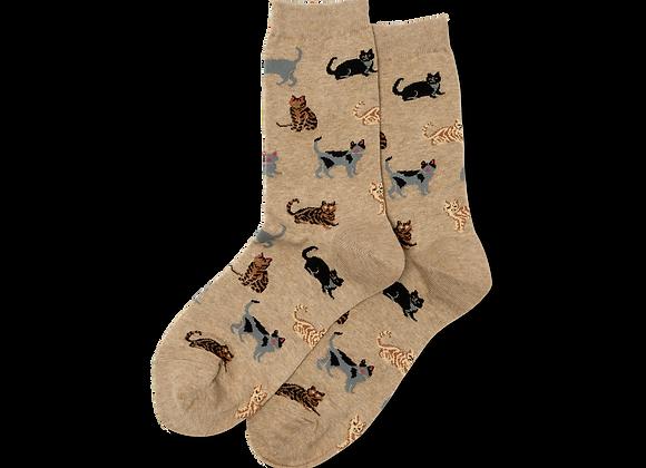 Classic Cats - Socks