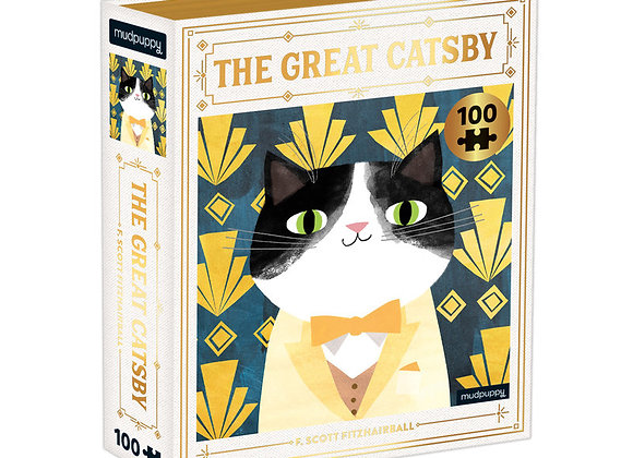 The Great Catsby - 100 pc puzzle