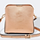 Thumbnail: Soho crossbody bag - rose gold