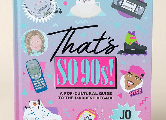 That's so 90s - Book