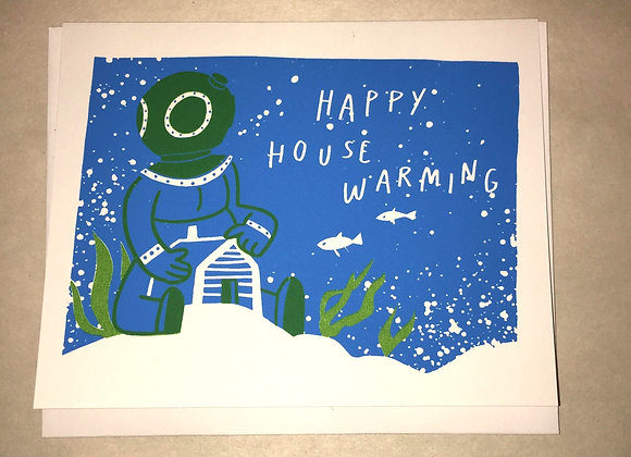 Happy House Warming Card
