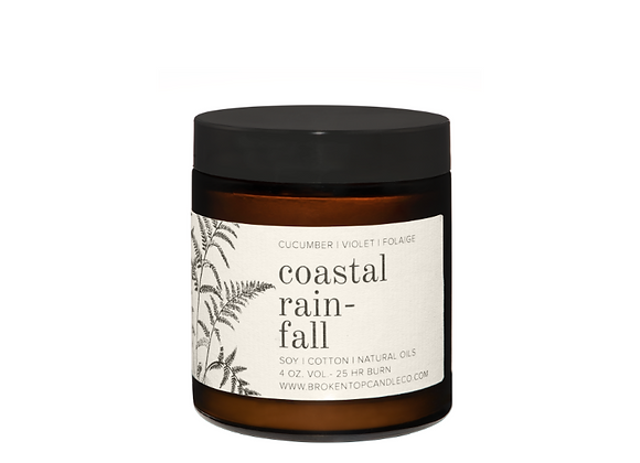 Coastal Rainfall Soy Candle