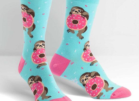 Snackin' Sloth Socks